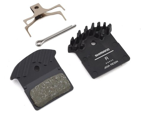 Shimano J03A Disc Brake Pads (XTR/XT) (Resin)