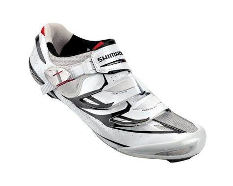 Shimano SH-R315 Road Shoes (White) (48)