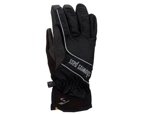 Showers Pass Women's Crosspoint Hardshell WP Gloves (Black)