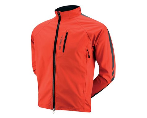Showers Pass Skyline Softshell Jacket (Red)