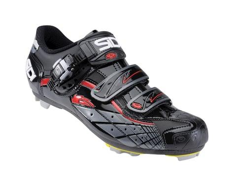 Sidi Spider SRS Carbon Technomicro MTB Shoes (Black)