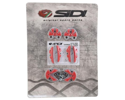 Sidi SRS Drako Replacement Traction Pads (39-40)