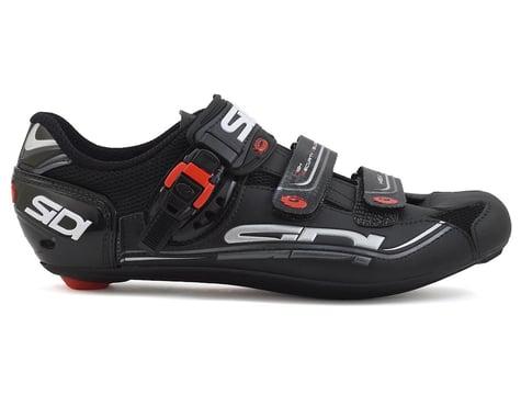 Sidi Genius 7 Carbon Road Bike Shoes (Black)