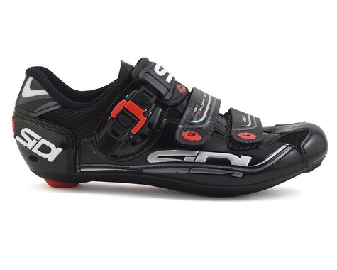 Sidi Genius 5 Fit Carbon Vernice Women's Bike Shoes (Black)