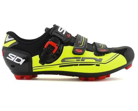 Sidi Dominator 7 SR MTB Shoes (Yellow Fluo/Black)