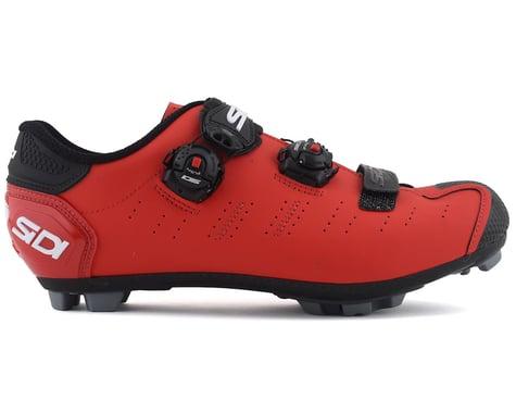 Sidi Dragon 5 Mountain Shoes (Matte Red/Black)