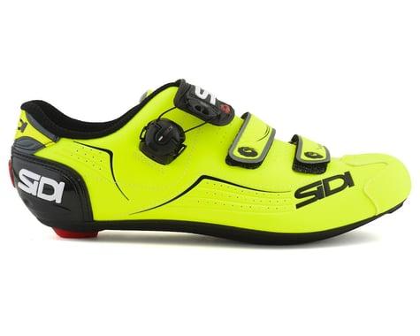 Sidi Alba Carbon Road Shoes (Yellow Fluo/Black)