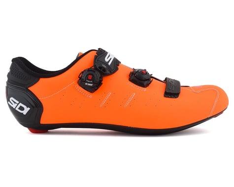 Sidi Ergo 5 Road Shoes (Matte Orange/Black) (42.5)