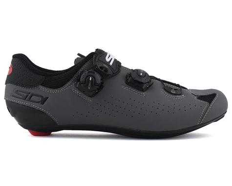 Sidi Genius 10 Road Shoes (Black/Grey) (42.5)