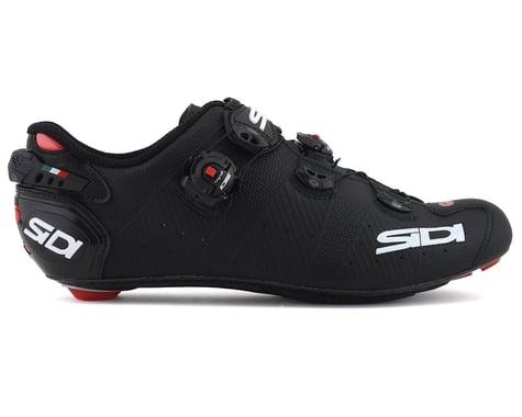 Sidi Wire 2 Carbon Road Shoes (Matte Black) (42.5)