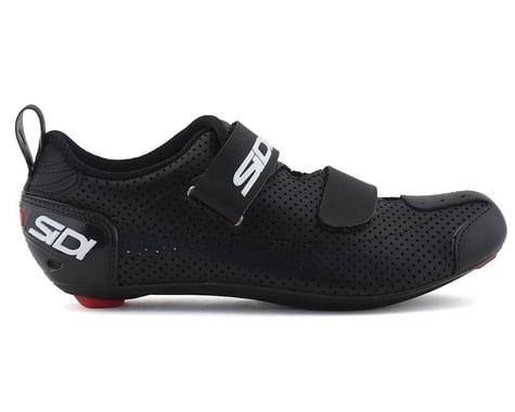 SCRATCH & DENT: Sidi T-5 Air Tri Shoe (Black) (50)