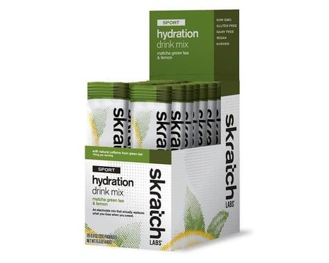 Skratch Labs Sport Hydration Drink Mix (Green Tea) (20 | 0.5oz Packets)
