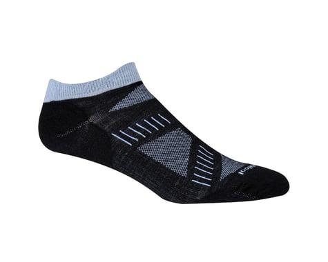 Smartwool Women's PhD Cycling Ultra Light Micro Socks (Black)