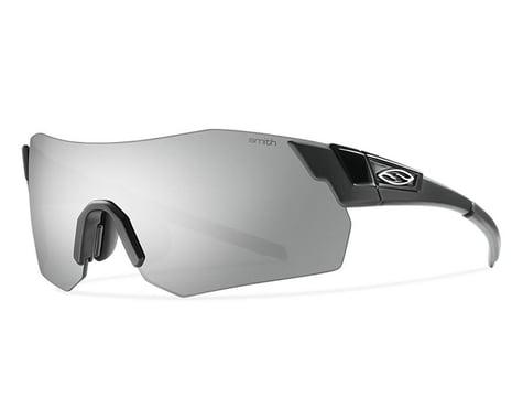 Smith Pivlock Arena Max Sunglasses (Matte Black) (Super Platinum/Clear/Ignitor)
