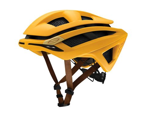 Smith Overtake Helmet - 2015 CLOSEOUT (Matte Red) (Large)