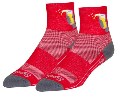 """Sockguy 3"""" Socks (Cheers) (S/M)"""