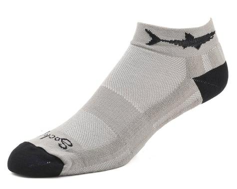 """Sockguy 1"""" Socks (Land Shark)"""