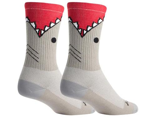"""Sockguy 6"""" Socks (Bite Me) (S/M)"""