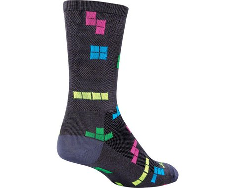 "Sockguy 6"" Socks (Cubic)"