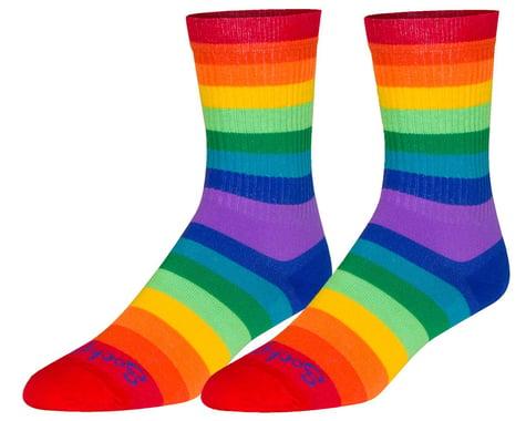 "Sockguy 6"" Socks (Fabulous) (S/M)"
