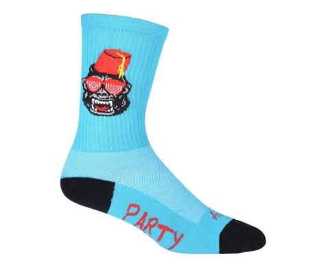"""Sockguy 6"""" Socks (Party Animal)"""