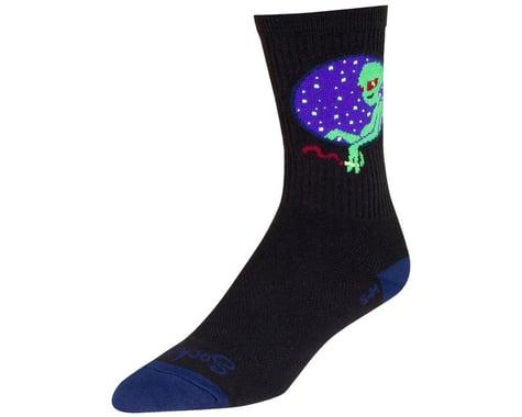 """Sockguy 6"""" Socks (Probe) (L/XL)"""