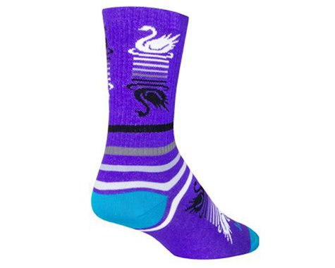 "Sockguy 6"" Socks (Swan Song)"