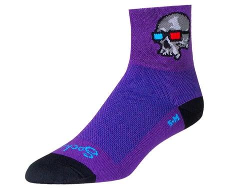 """Sockguy 3"""" Socks (Dr. 3D)"""