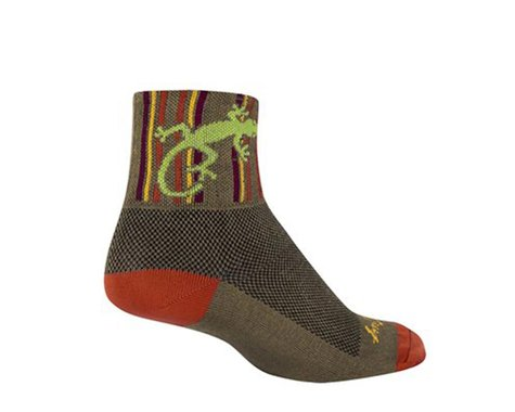 Sockguy Gecko socks  NLS