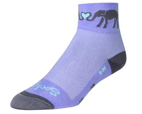 "Sockguy 2"" Socks (ELuv) (S/M)"
