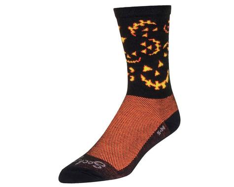 "Sockguy 6"" Socks (Spooky) (S/M)"