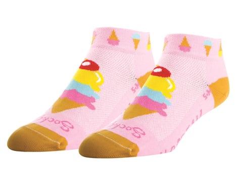 "Sockguy 1"" Socks (I Scream) (S/M)"