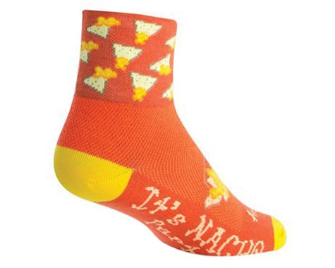 "Sockguy 3"" Socks (Nacho)"