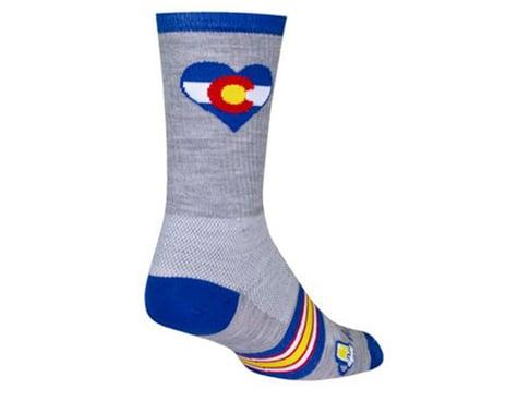 """Sockguy 6"""" Socks (Colorado Luv)"""