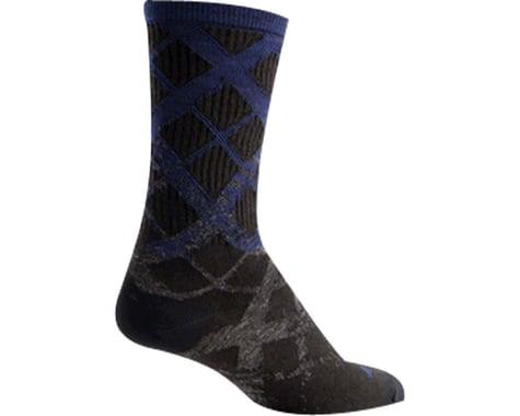 """Sockguy 6"""" Wool Socks (Fade)"""