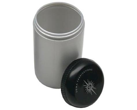 Soma Stash Storage Bottle (Silver/Black) (S)