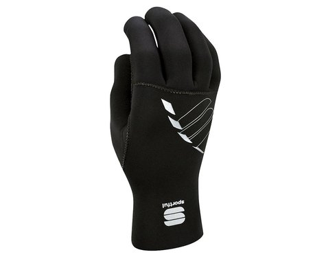 Sportful Neoprene Gloves (Gloss Black)