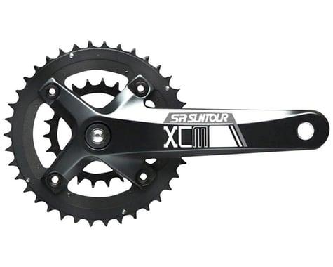 Sr Suntour XCM-D Crankset (2 x 10 Speed) (Shimano Octalink) (170mm) (36/22T)