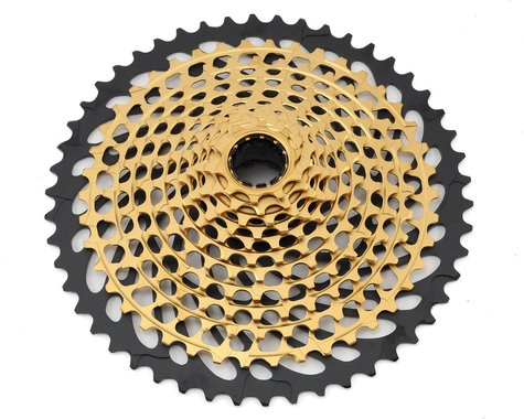 SRAM XG-1299 XX1 Eagle Cassette (Gold/Black) (12 Speed) (XD) (10-50T)