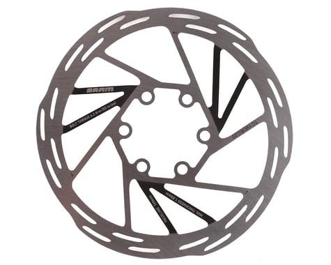 SRAM Paceline Disc Brake Rotor (Silver/Black) (6-Bolt) (140mm)