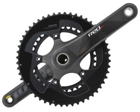 SRAM Red Crankset (Black) (2 x 11 Speed) (GXP Spindle) (C2) (175mm) (52/36T)