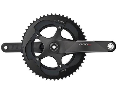 SRAM Red Crankset (Black) (2 x 11 Speed) (BB30 Spindle) (C2) (170mm) (53/39T)