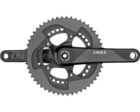 SRAM Red BB30/BB386 175mm Crankset 50/34 Chainrings, Bearings NOT Included