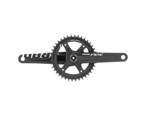SRAM Apex 1 X-Sync Crankset (Black) (1 x 10/11 Speed) (BB30 Spindle) (172.5mm) (42T)
