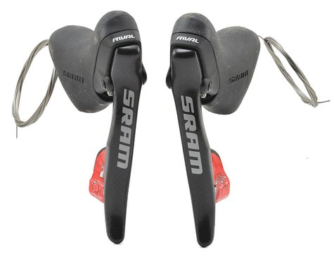 SRAM Rival 10 Speed Doubletap Shift/Brake Lever Set (Pair)
