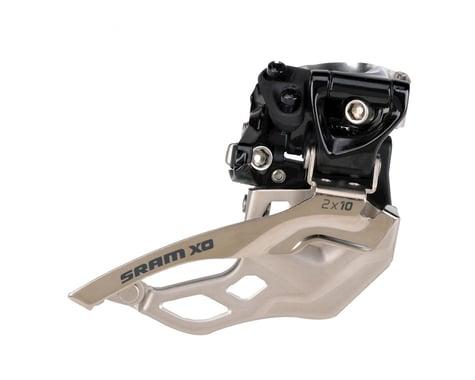 SRAM X0 High Clamp Dual Pull 10-Speed Front Derailleur (31.8)