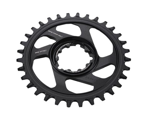 SRAM X-Sync Direct Mount Chainring (6mm Offset) (34T)
