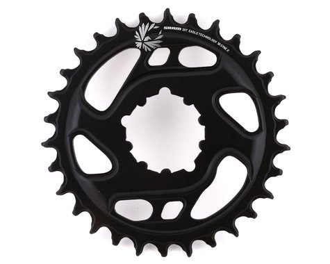 SRAM X-Sync 2 Eagle Cold Forged Aluminum Direct Mount Chainring (3mm Offset (Boost)) (30T)