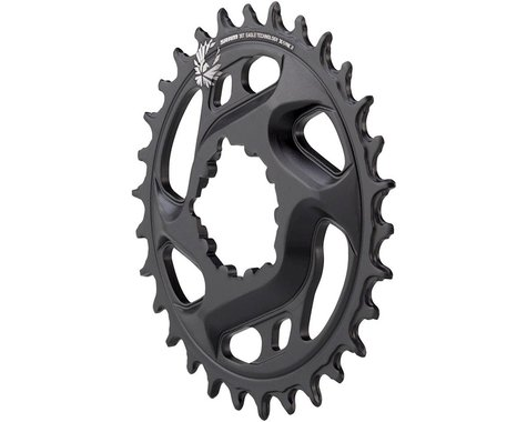 SRAM X-Sync 2 Eagle Cold Forged Aluminum Direct Mount Chainring (6mm Offset) (30T)