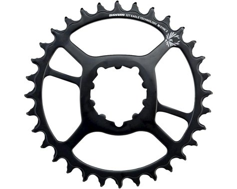 SRAM X-Sync 2 Eagle Steel Direct Mount Chainring (Boost) (3mm Offset (Boost)) (34T)